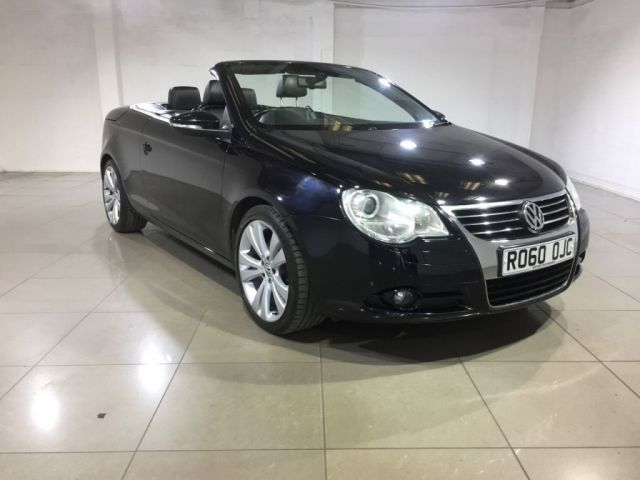 View our 2010 60 VOLKSWAGEN EOS 2.0 INDIVIDUAL TSI 2d 210 BHP