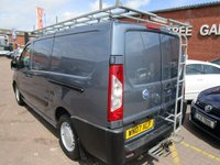 USED 2007 07 FIAT SCUDO 2.0 COMFORT LWB MULTIJET 1d 118 BHP CAM-BELT CHANGED  ROOF RACK