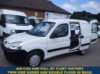 USED 2007 PEUGEOT PARTNER 800LX 90BHP DIRECT FROM EDF WITH FULL HISTORY