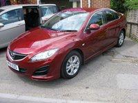 2011 MAZDA 6 2.2 D TS 5d 163 BHP £SOLD