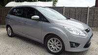 USED 2011 11 FORD GRAND C-MAX 2.0 TITANIUM TDCI 5dr AUTO Great Spec, FSH, 7 Seats