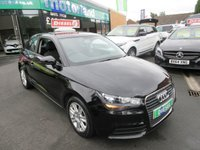 USED 2011 61 AUDI A1 1.6 TDI SE 3d 103 BHP 1 OWNER... FULL SERVICE HISTORY... JUST ARRIVED