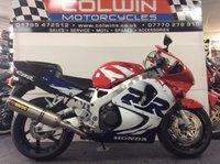 1999 HONDA CBR 900 RR-3
