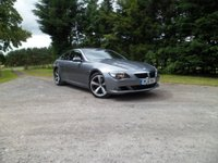 USED 2010 10 BMW 635 3.286 635d Sport Auto 2dr RARE EDITION SPORT. SAT NAV. XENON. LANE ASSIST. SOFT CLOSE DOORS. EXCELLENT CONDITION