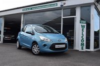 USED 2012 61 FORD KA 1.2 EDGE 3d 69 BHP FINANCE FROM ONLY £75.61pm