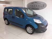 USED 2012 61 PEUGEOT BIPPER 1.2 HDI TEPEE S 5d 75 BHP Great Overall Condition With Very Low Running Costs Inc £30 Road Tax