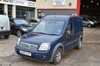 USED 2013 13 FORD TRANSIT CONNECT 1.8 T230 LIMITED HR VDPF 5d 109 BHP LWB AIR CON FWD DIESEL MANUAL VAN ONE OWNER FULL S/H SPARE KEY
