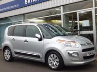 USED 2014 14 CITROEN C3 PICASSO 1.6 HDi  EXCLUSIVE 5d