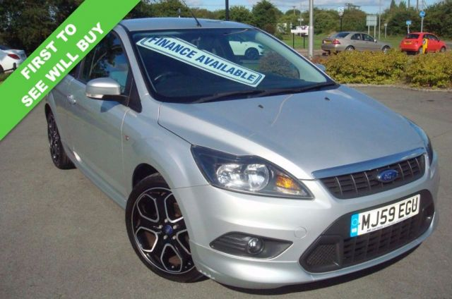 2009 59 FORD FOCUS 1.8 ZETEC S S/S 3d 124 BHP THE BEST AVAILIBLE STUNNING