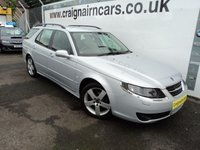 2008 SAAB 9-5 1.9 TURBO EDITION TID 5d 150 BHP £4995.00