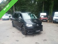 USED 2015 15 VOLKSWAGEN TRANSPORTER NO VAT SPORTLINE EDITION 60 KOMBI DSG AUTO SWB NO VAT, Auto, Fully Loaded Spec