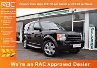 USED 2006 D LAND ROVER DISCOVERY 3 3 2.7 TDV6 HSE 5d AUTO 188 BHP FINANCE FROM ONLY £223.30pm