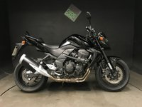 2008 KAWASAKI Z750 08. 12993. FSH. 2 OWNERS FROM NEW. GOOD CONDITION £3850.00