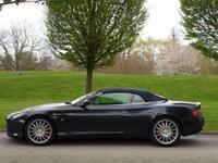 USED 2008 58 ASTON MARTIN DB9 5.9 V12 VOLANTE 2d AUTO 470 BHP