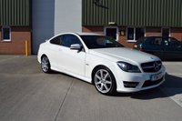 USED 2012 N MERCEDES-BENZ C CLASS 2.1 C220 CDI BLUEEFFICIENCY AMG SPORT 2d AUTO 170 BHP