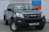 USED 2014 64 ISUZU D-MAX 2.5 TD DCB 1d 164 BHP **ONE OWNER FROM NEW**