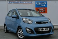 USED 2014 64 KIA PICANTO 1.0 2 5d 68 BHP BLUETOOTH HANDS FREE
