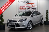 USED 2013 13 FORD FOCUS 1.6 ZETEC TDCI 5d 113 BHP *SERVICE HISTORY, LOW MILEAGE*