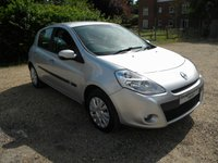 USED 2011 11 RENAULT CLIO 1.5 EXPRESSION DCI 5d 88 BHP High MPG, Low Tax Band. Nice Mileage
