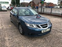 USED 2008 08 SAAB 9-3 1.9 DTH VECTOR SPORT 4d 150 BHP FULL SERVICE HISTORY-JUST ARRIVED