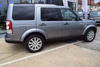2011 LAND ROVER DISCOVERY 3.0 4 SDV6 HSE 5d AUTO 255 BHP £SOLD