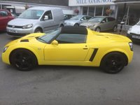 USED 2002 VAUXHALL VX220 2.2 LIGHTNING model no 35 limited edition 16V 2d 150 BHP  one owner car