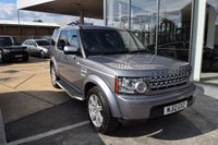 2012 LAND ROVER DISCOVERY 3.0 4 SDV6 GS 5d AUTO 255 BHP £SOLD