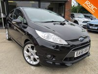 USED 2008 58 FORD FIESTA 1.6 ZETEC S 3d 118 BHP ALLOYS, AIR CONDITIONING, RAC INSPECTED, SERVICE HISTORY, SPARE KEY