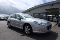 USED 2010 10 PEUGEOT 407 2.0 SW SR HDI 5d 139 BHP LOW DEPOSIT OR NO DEPOSIT FINANCE AVAILABLE.