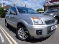 USED 2007 57 FORD FUSION 1.4 ZETEC CLIMATE 5d 68 BHP