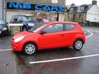 USED 2010 60 HYUNDAI I20 1.2 CLASSIC 3d 77 BHP ONLY 40000 MILES FROM NEW