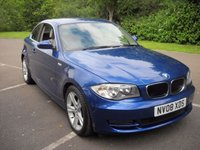 2008 BMW 1 SERIES 2.0 123D SE 2d 202 BHP £5695.00