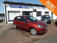 2007 FORD FIESTA 1.2 STYLE 16V 5d 78 BHP £3000.00
