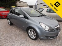 USED 2009 58 VAUXHALL CORSA 1.4 SXI A/C 16V 3d 90 BHP VAUXHALL CORSA IS A PRACTICAL & AFFORDABLE SUPERMINI !