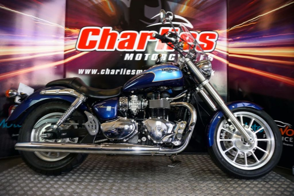 Used Triumph Motorbikes For Sale In Bradford Yorkshire