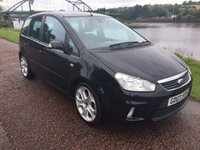 USED 2008 03 FORD C-MAX 2.0 TITANIUM 5d AUTO 145 BHP **UNWANTED PART EXCHANGE** SOLD AS SEEN