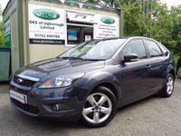 USED 2009 09 FORD FOCUS 1.8 ZETEC TDCI 5d 115 BHP **VEHICLE AT OUR UGBOROUGH  BRANCH**