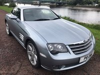 USED 2004 P CHRYSLER CROSSFIRE 3.2 V6 2d 215 BHP ** UNWANTED PART EXCHANGE **