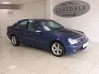 USED 2006 06 MERCEDES-BENZ C CLASS 2.1 C200 CDI AVANTGARDE SE 4d 121 BHP Great Looking Saloon With Half Leather Upholstery & 12 Months MOT