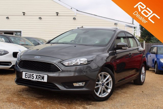View our 2015 15 FORD FOCUS 1.0 ZETEC 5d 100 BHP