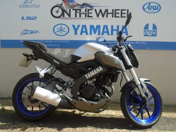 View our YAMAHA MT 125 ABS