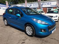 USED 2012 12 PEUGEOT 207 1.6 HDI SW ACTIVE 5d 92 BHP 0% AVAILABLE ON THIS CAR PLEASE CALL 01204 317705