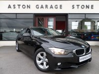 USED 2013 13 BMW 3 SERIES 2.0 320D EFFICIENTDYNAMICS 4d AUTO 161 BHP **1 OWNER * DAB * CRUISE** ** ONLY £20 ROAD TAX **