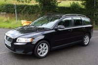 USED 2008 08 VOLVO V50 2.0 S D 5d 135 BHP