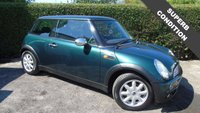 2001 MINI HATCH ONE