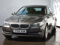 USED 2011 60 BMW 5 SERIES 2.0 520D SE 4d 181 BHP