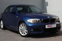 USED 2011 S BMW 1 SERIES 2.0 118D M SPORT 2d 141 BHP FRONT AND REAR SENSORS