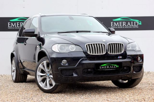 2007 V BMW X5 3.0 D M SPORT 5d AUTO 232 BHP