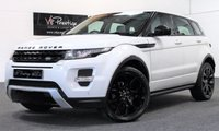 USED 2014 14 LAND ROVER RANGE ROVER EVOQUE 2.2 SD4 DYNAMIC LUX 5d AUTO 190 BHP *DYNAMIC LUX-PAN ROOF-9 SPEED*