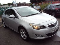 USED 2010 60 VAUXHALL ASTRA 1.6 SRI 5d 113BHP FSH+3KEYS+NEWER SHAPE+SPORTS+